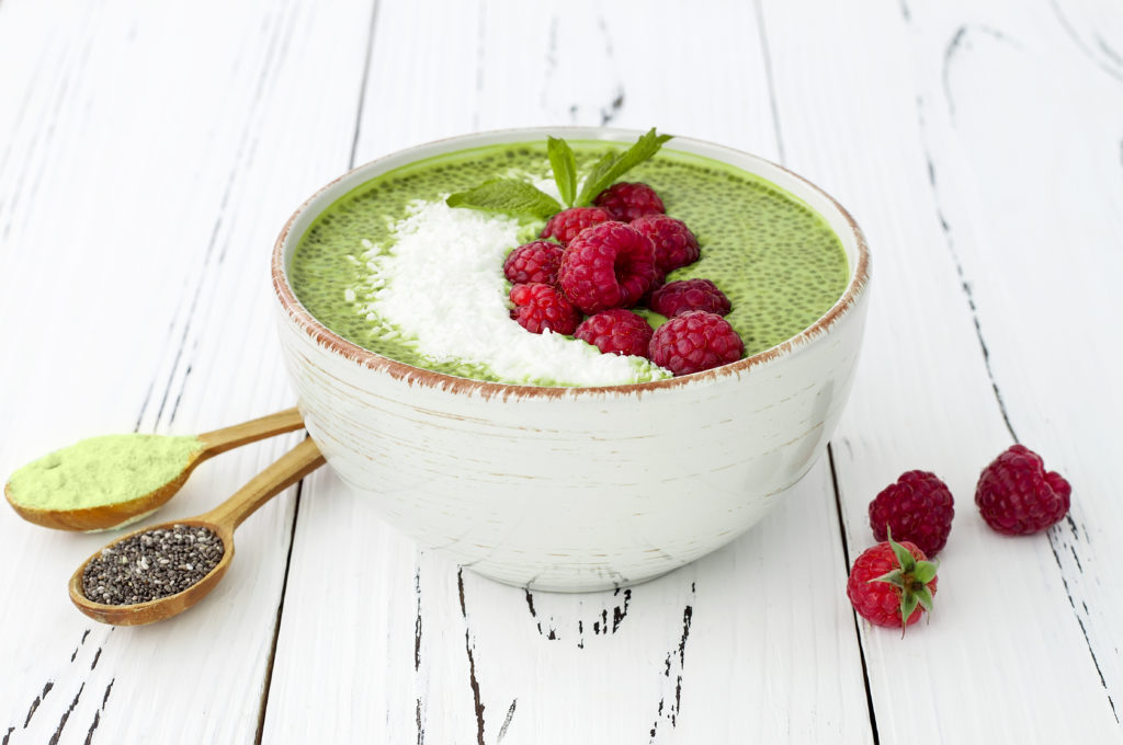 Green Smoothie Bowl