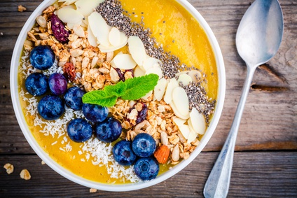 Buddha Bowl: Smoothie Bowl